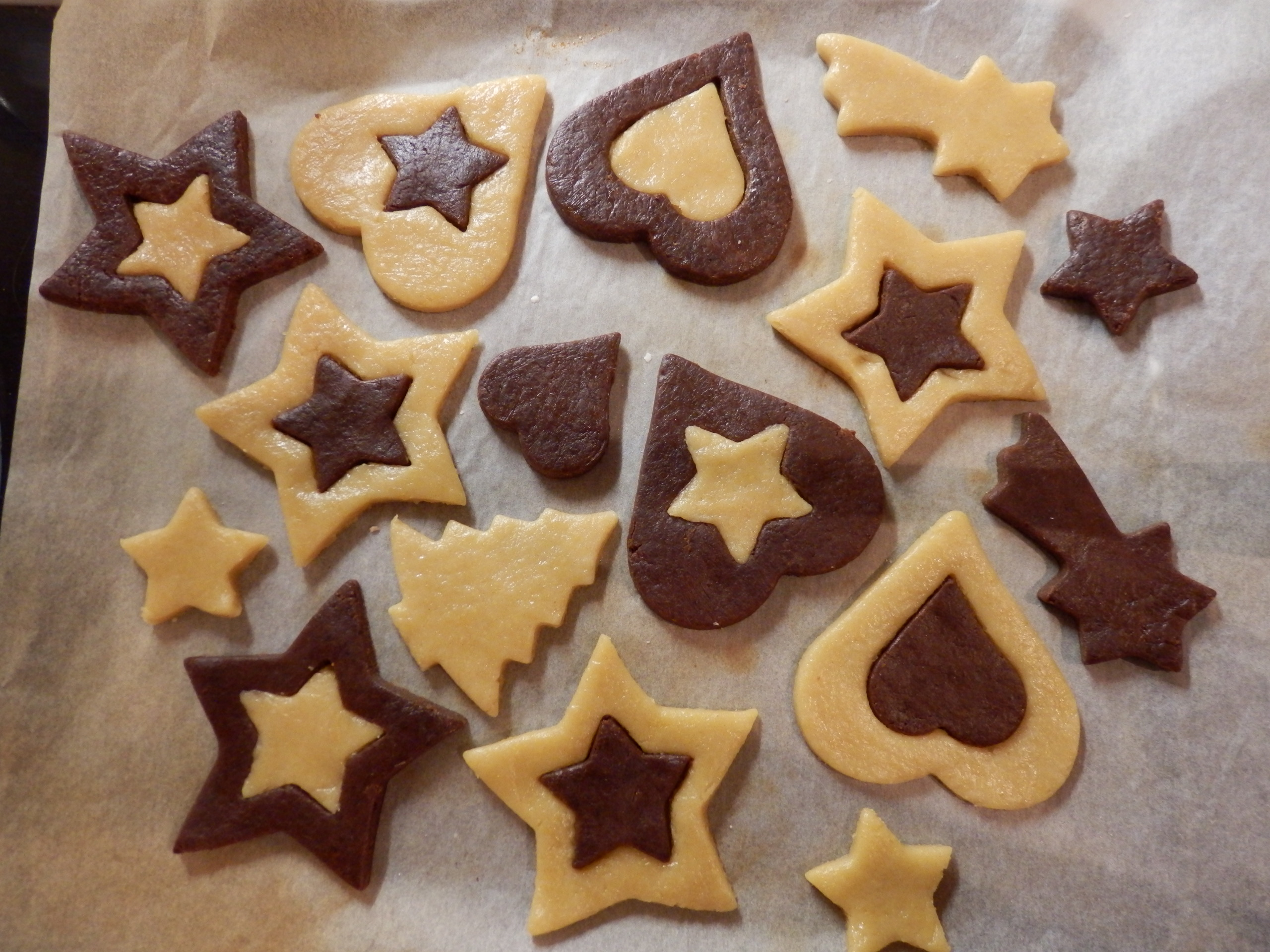 Ausstecherle German Christmas Biscuits Come On Aileen